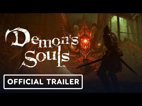 Demon's Souls – PS5 Gameplay Trailer