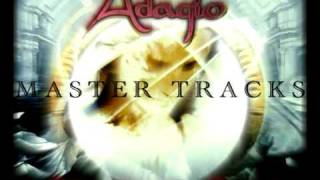 Adagio - The Inner Road  ♪♫♪♫♪ Guitar/Bass/Drums TRACK ONLY ! (Original master tracks)