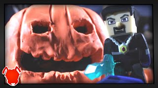 HAVE A SPOOKY HALLOWEEN! (Stop Motion Animation Short)
