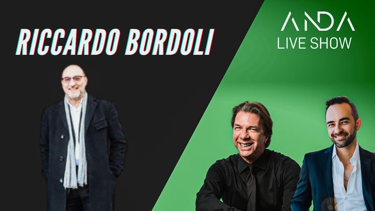 ANDA Live Show con Ospite Riccardo Bordoli