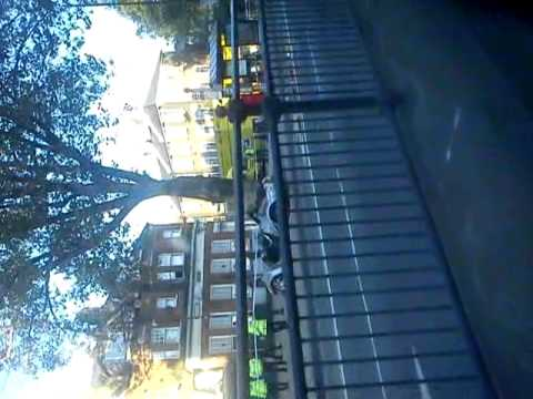 Seven Sisters Road accident London