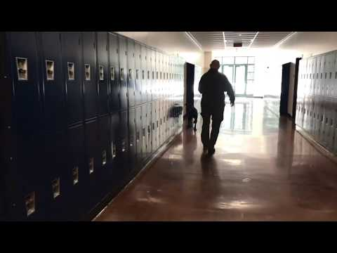 K-9 'King' searches North Tahoe High School for contraband