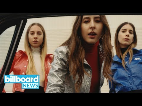 Haim Release Sophomore Album 'Something to Tell You' | Billboard News