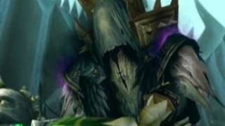 World Of Warcraft Dubstep- Fall of Arthas theme(Modify:Perspective Dubstep Remix)