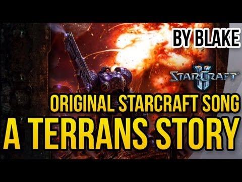 blAke - A Terrans Story (Original StarCraft Song)