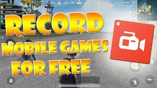 Best Screen Recorder | Record your Gameplay like PUBG MOBILE