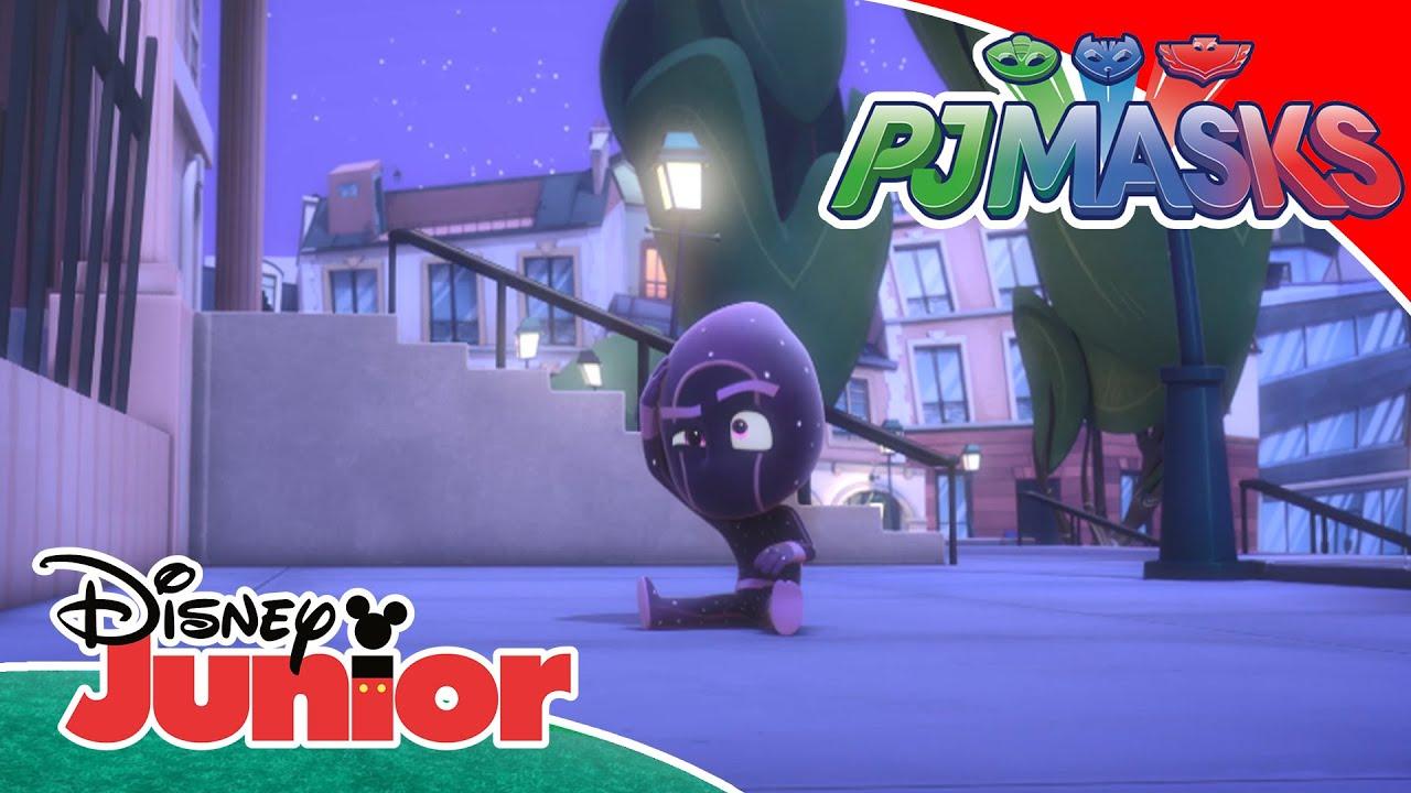 PJ Mask: Los ninjalinos   Disney Junior Oficial
