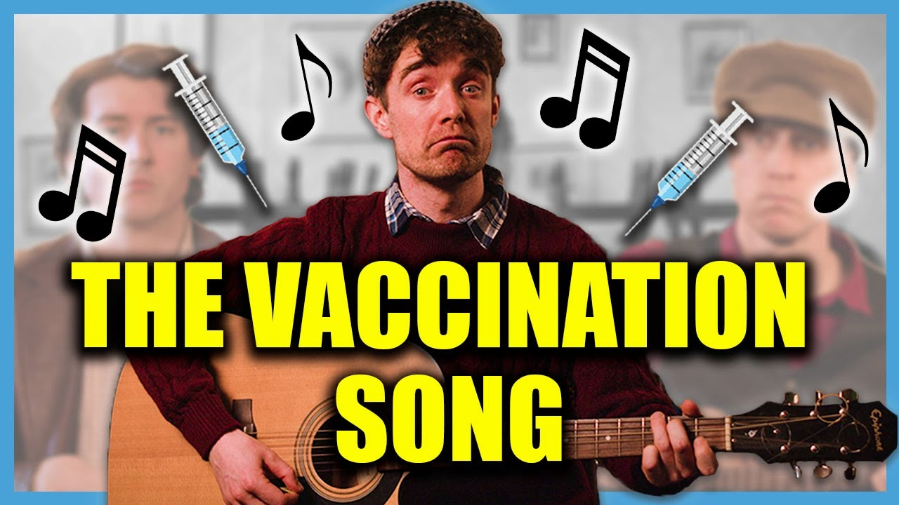 Give us the Vax! (The Vaccination Song) | Foil Arms and Hog