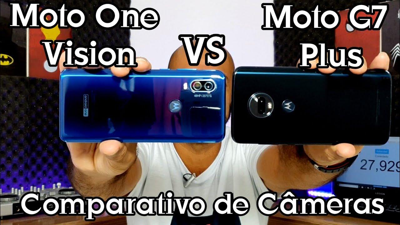 1ed7fa4738c Moto One Vision VS Moto G7 Plus