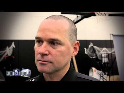 Michael Malone talks 2013-14 Sacramento Kings Training Camp