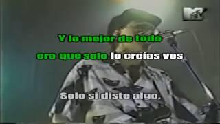ENANITOS VERDES - POR EL RESTO // LETRA - KARAOKE // HD