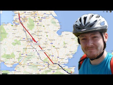 MetaGoblin Cycles To Paris | Preston To Folkestone - Episode 1