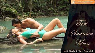 Teri Sansoon Mein Lyrics | Karle Pyaar Karle | Arijit Singh, Palak Muchhal, Amit Mishra