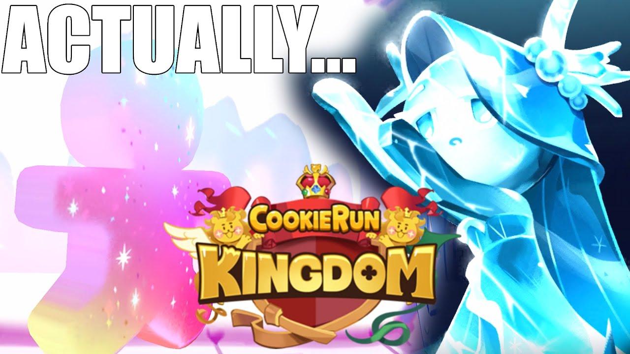 I Finally Play Cookie Run...