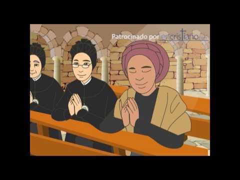 Dibujos animados - Santa Josefina Bakhita y la paciencia