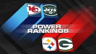 Power Rankings (Week 17) | Are The Jets On The Rise At The Right Time? | NFL Now