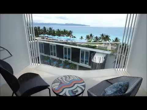 The Lind Hotel Boracay in the Philippines