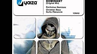 IVAN VELA - DOMINANT (Original Mix) Yaiza records 052