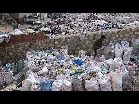City within the city Cairo's garbage neighborhood and business of waste