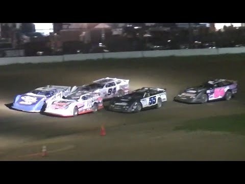 RUSH Crate Late Model Dash | McKean County Raceway | Fall Classic | 10.11.14