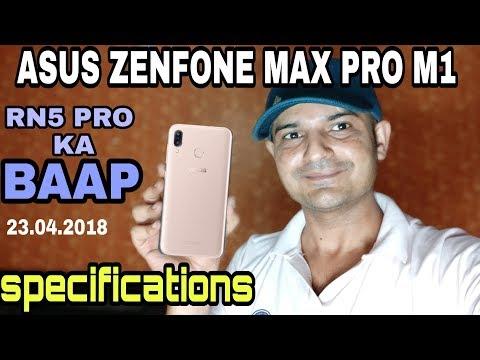Asus Zenfone max pro m1 Specifications leaked... Xiaomi Redmi note 5 pro killer?