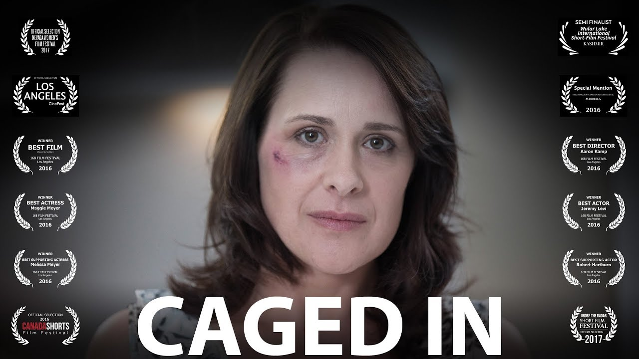 Caged In [Extended Version] - Award winning Domestic Violence short film (2016)