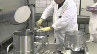 Weisser Hs91 - Form- & Portioniermaschine - Zerlegung & Reinigung