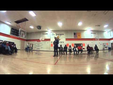 De Vargas Middle School Forum