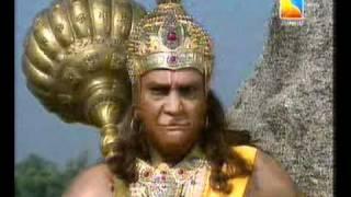 Jai Hanuman Malayalam Bali v/s ravan