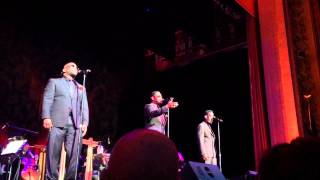"Boyz II Men in Portland, Oregon, ""Oh Well"""
