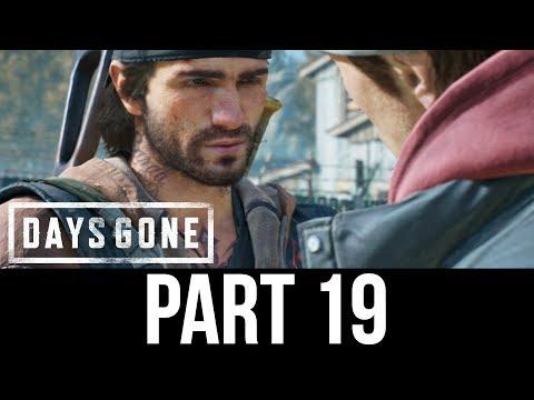 DAYS GONE Part 19 Gameplay Walkthrough - SOME KINDA FREAK EXPERT (Full Game)