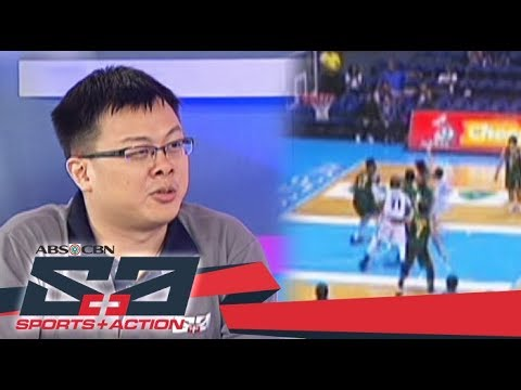 The Score: Adrian Dy talks about the UAAP Final Four Matchup