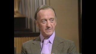 David Niven interview | Denis Norden | Looks Familiar | 1976