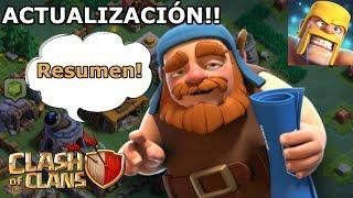 Resumen de ACTUALIZACIÓN!!, Opiniones, Clash of Clans!