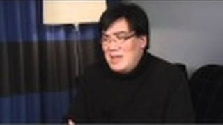 Alan Gilbert on Lang Lang