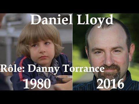 Danny Lloyd    Avant Et Après