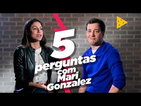 MARI GONZALEZ: JONAS 22, TRETA NO MUNDO FITNESS E PÂNICO