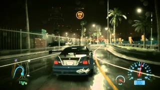 Need for Speed™ 2015 BMW M3 GTR Gameplay PS4