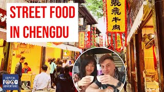 MUST TRY Chinese Street food in Chengdu