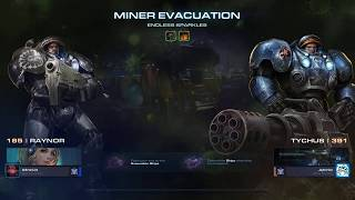 StarCraft 2 Co-op: Endless Sparkles (Weekly Mutation)