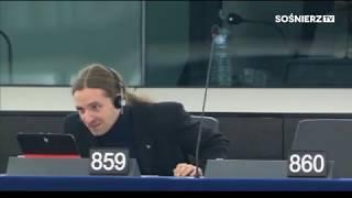 Siekierski (PSL) okrutnie zaorał Sośnierza w PE