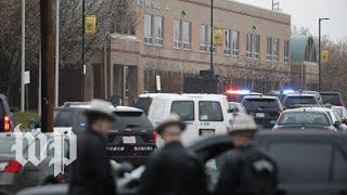 Police update on Maryland school shooting