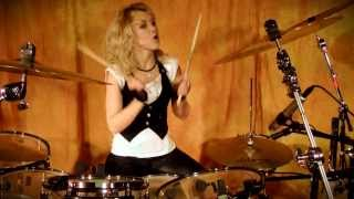 In This Moment - Adrenalize (DRUMCOVER by VERONIKA LUKESOVA)