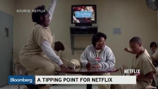 Could Netflix Beat Big Four Networks by 2016?
