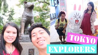 Food Trip at Japan | LifeWithAbbyAndRj