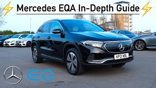 Mercedes EQA 250 | In depth Guide & First Impressions Drive!