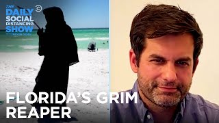 Michael Kosta Meets the Grim Reaper | The Daily Social Distancing Show