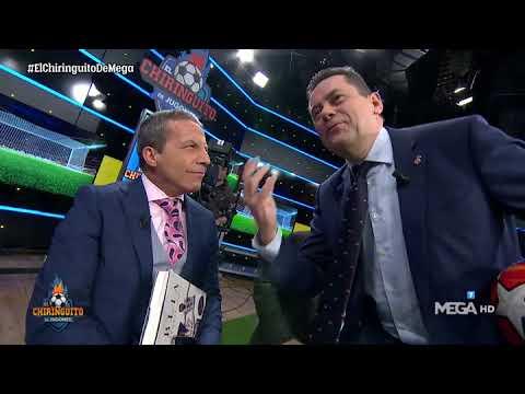 "Roncero A Cristóbal Soria: ""¿LO ESCUCHAS,  Soria? ¡Es CANALETAS! ¡¡A ESPERAR!!"""