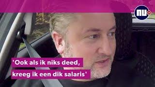 In de auto met Dennis Weening  'RTL kon ontslag niet goed uitleggen'