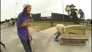 Columbus Ga Skatepark Montage